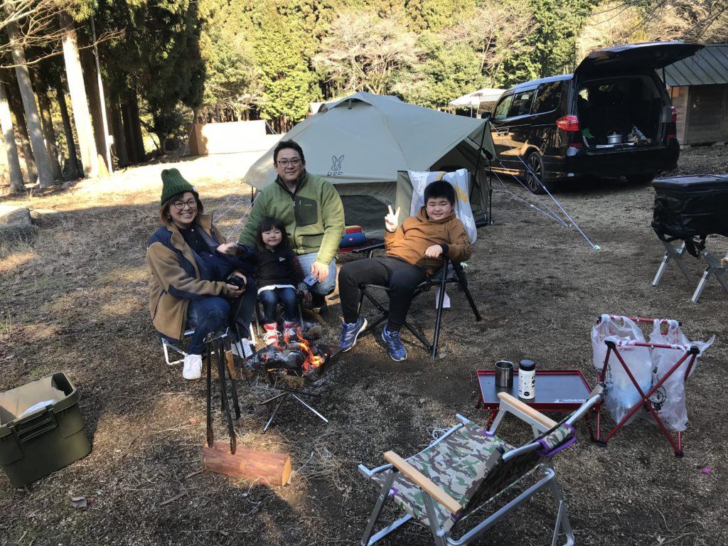 キャンプ デイ